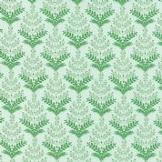 Moda North Woods by Kate Spain - 4808 - Stylised Pine Tree Boughs on Mint Green  - 27244 13 - Cotton Fabric